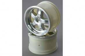TRAXXAS запчасти Wheels, satin finished 3.2'' (2)