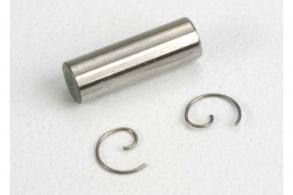 TRAXXAS запчасти Wrist pin: wrist pin clips (2) (TRX 2.5, 2.5R)