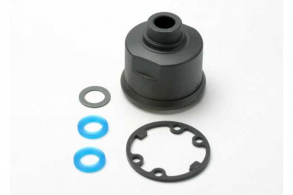 TRAXXAS запчасти Carrier, differential: x-ring gaskets (2): ring gear gasket: 6x10x0.5 TW