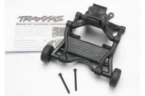 TRAXXAS запчасти Wheelie bar, assembled (fits all 1:10th scale Revo trucks)