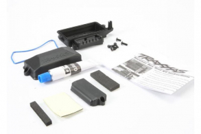TRAXXAS запчасти Box, receiver (sealed): foam pad: silicone grease: 3x8mm BCS (2): 2.5x8mm CS (2): 3x6mm BCS (2)