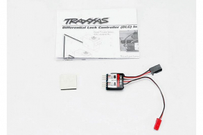 TRAXXAS запчасти Differential controller, T-Lock electronic (for use with AM radio systems)