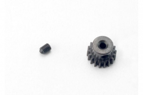 TRAXXAS запчасти Gear, 18-T pinion (48-pitch, 2.3mm shaft): set screw