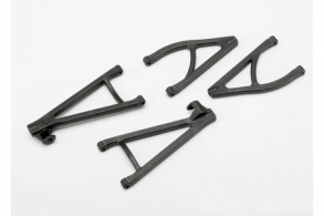 TRAXXAS запчасти Suspension arm set, rear (includes upper right & left and lower right & left arms)