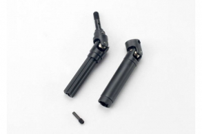 TRAXXAS запчасти Driveshaft assembly (1) left or right (fully assembled, ready to install): 3x10mm screw pin (1)