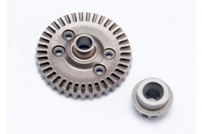 TRAXXAS запчасти Ring gear, differential: pinion gear, differential (rear)