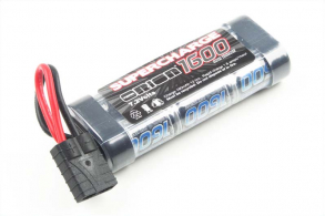 Team Orion Batteries Supercharge NiMH 7,2В(6s) 1600mAh Soft Case Traxxas
