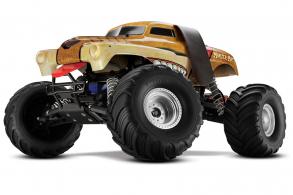 TRAXXAS 1:10 EP 2WD Monster Jam Monster Mutt TQ RTR