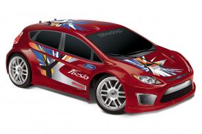 TRAXXAS 1:16 EP 4WD Ford Fiesta TQ RTR