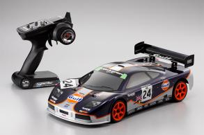 KYOSHO 1:10 EP 4WD Fazer McLaren F-1 GTR RTR