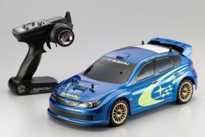 KYOSHO 1:10 EP 4WD Fazer Subaru WRC Concept RTR