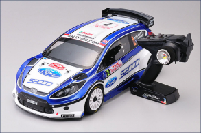 KYOSHO 1:9 GP 4WD DRX Ford Fiesta 2010 RTR