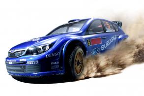 KYOSHO 1:9 GP 4WD DRX Subaru Impreza WRC 2008 RTR