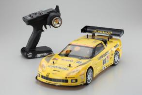 KYOSHO 1:10 GP 4WD FW-06 Corvette C6-R RTR