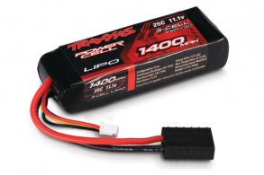 TRAXXAS Battery 1400mah 11.1v 3-Cell 25C LiPO Battery