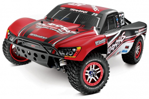 TRAXXAS 1:10 EP 4WD Slash Ultimate Brushless LOW CG TQi RTR