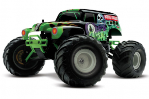 TRAXXAS Grave Digger 1:16 2WD TQ