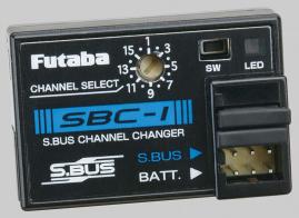Futaba S.BUS CH CHANGER SBC-1