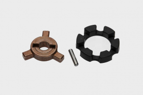 TRAXXAS запчасти Cush drive key: pin: elastomer damper