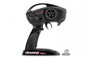 TRAXXAS запчасти TQi 2.4 GHz High Output radio system, 2-channel (2-ch. transmitter & 5-ch. receiver)