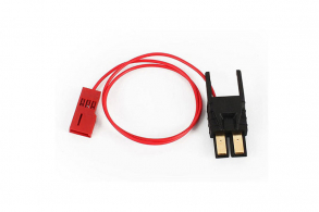 TRAXXAS запчасти Connector, power tap (with cable) (long): wire tie
