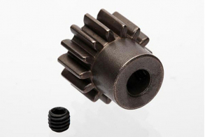 TRAXXAS запчасти Gear, 14-T pinion (1.0 metric pitch, 20° pressure angle) (fits 5mm shaft): set screw