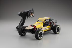 KYOSHO 1:10 EP 2WD Sandmaster Buggy RTR (yellow)