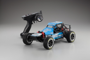 KYOSHO 1:10 EP 2WD Sandmaster Buggy RTR (blue)