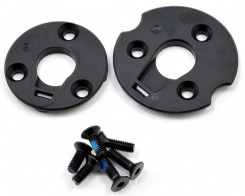 TRAXXAS запчасти Telemetry trigger magnet holders, spur gear: magnet, 5x2mm (1): 3x8mm CCS (3): 3x10mm CCS (3)