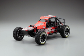KYOSHO 1:10 EP 2WD Sandmaster Buggy RTR (red)