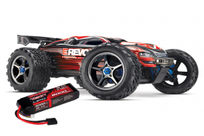 TRAXXAS 1:10 EP 4WD E-Revo Brushless Edition TQi RTR