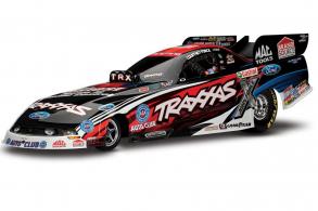 TRAXXAS Funny Car 1:8 2WD VXL TQi