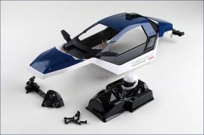 KYOSHO запчасти Body Parts Set (Navy Blue:NeXXt)