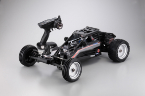 KYOSHO 1:7 EP 2WD Scorpion XXL VE RTR (Black)