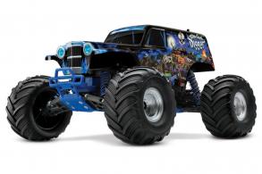 TRAXXAS 1:10 EP 2WD Monster Jam Son-uva Digger RTR