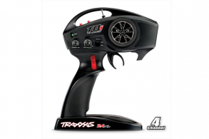 TRAXXAS запчасти TQi 2.4 GHz High Output radio system, 4-channel (4-ch. transmitter & 5-ch. receiver)