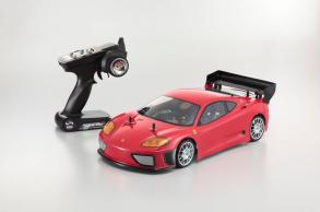 KYOSHO 1:10 GP 4WD FW-06 Ferrari 360 GTC RTR