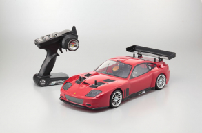 KYOSHO 1:10 GP 4WD FW-06 Ferrari 575 GTC RTR