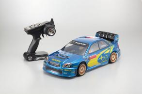 KYOSHO 1:10 GP 4WD FW-06 Subaru Impreza WRC 2004 RTR