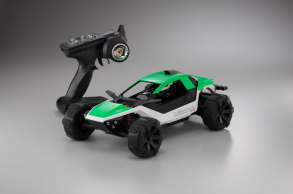 KYOSHO 1:10 EP 2WD Nexxt RTR (Green)