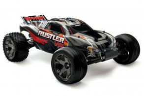 TRAXXAS 1:10 EP 2WD Rustler Brushless TQi RTR