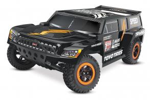 TRAXXAS Slash 2WD Dakar Edition 1:10 RTR