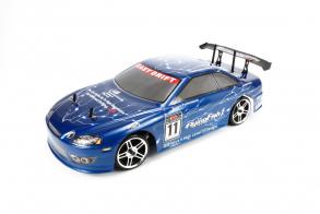 HSP 1:10 EP 4WD On Road Car Drift (Brushless, LiPo 7.4V)