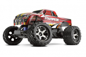TRAXXAS 1:10 EP 2WD Stampede Brushless TQi RTR