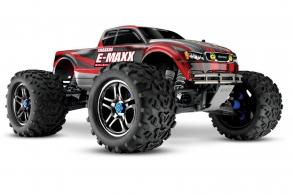 TRAXXAS 1:10 EP 4WD E-Maxx Brushless TQi RTR