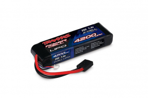 TRAXXAS Battery 4200mAh 7.4v 2-cell 25C LiPO Battery