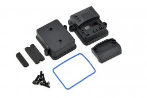 TRAXXAS запчасти Box, receiver (sealed): foam pads: 2.5x12mm CS (2): 3x6mm CS (2): 3x12mm BCS (2)