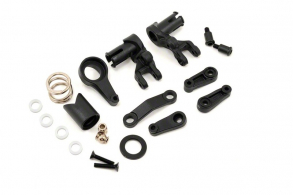 TRAXXAS запчасти Steering bellcranks: servo saver: servo saver spring: servo spring retainer:servo horn, steering
