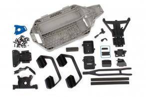 TRAXXAS запчасти Chassis conversion kit, low CG (Slash 4x4)