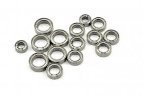 TRAXXAS запчасти Bearings: 4x8mm (2), 6x10mm (8), 8x12mm (5)